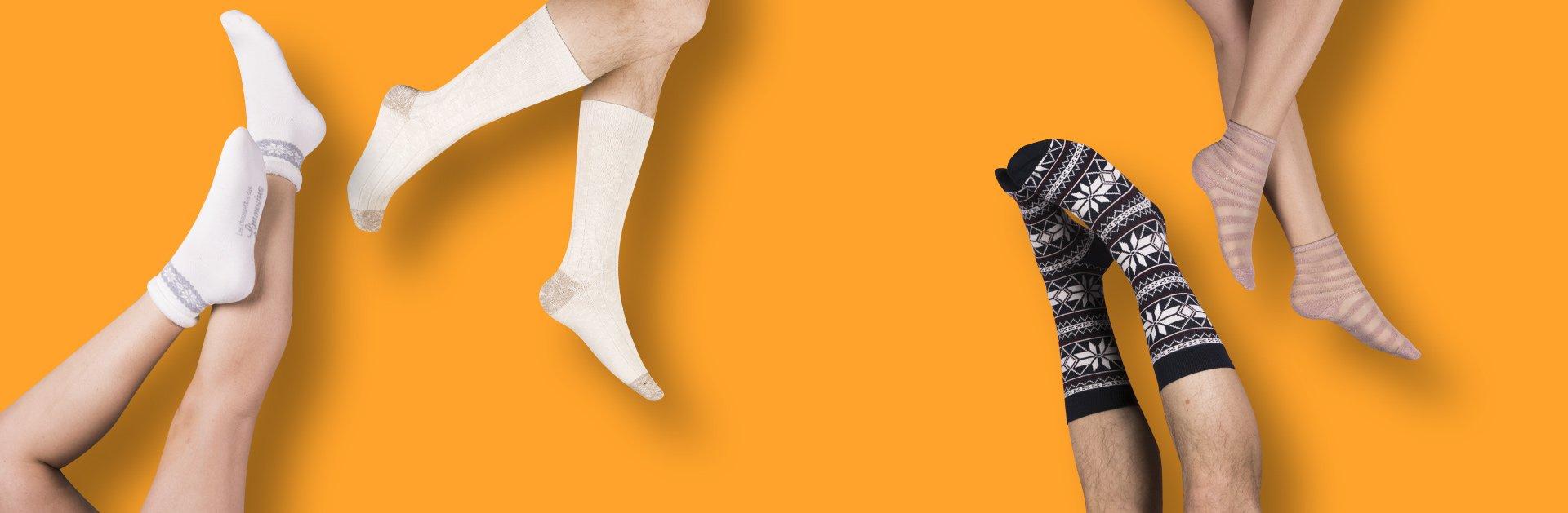 Photo de chaussettes Broussaud
