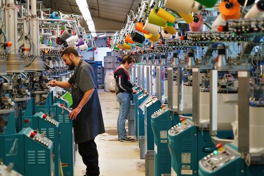 Image d'usine Broussaud